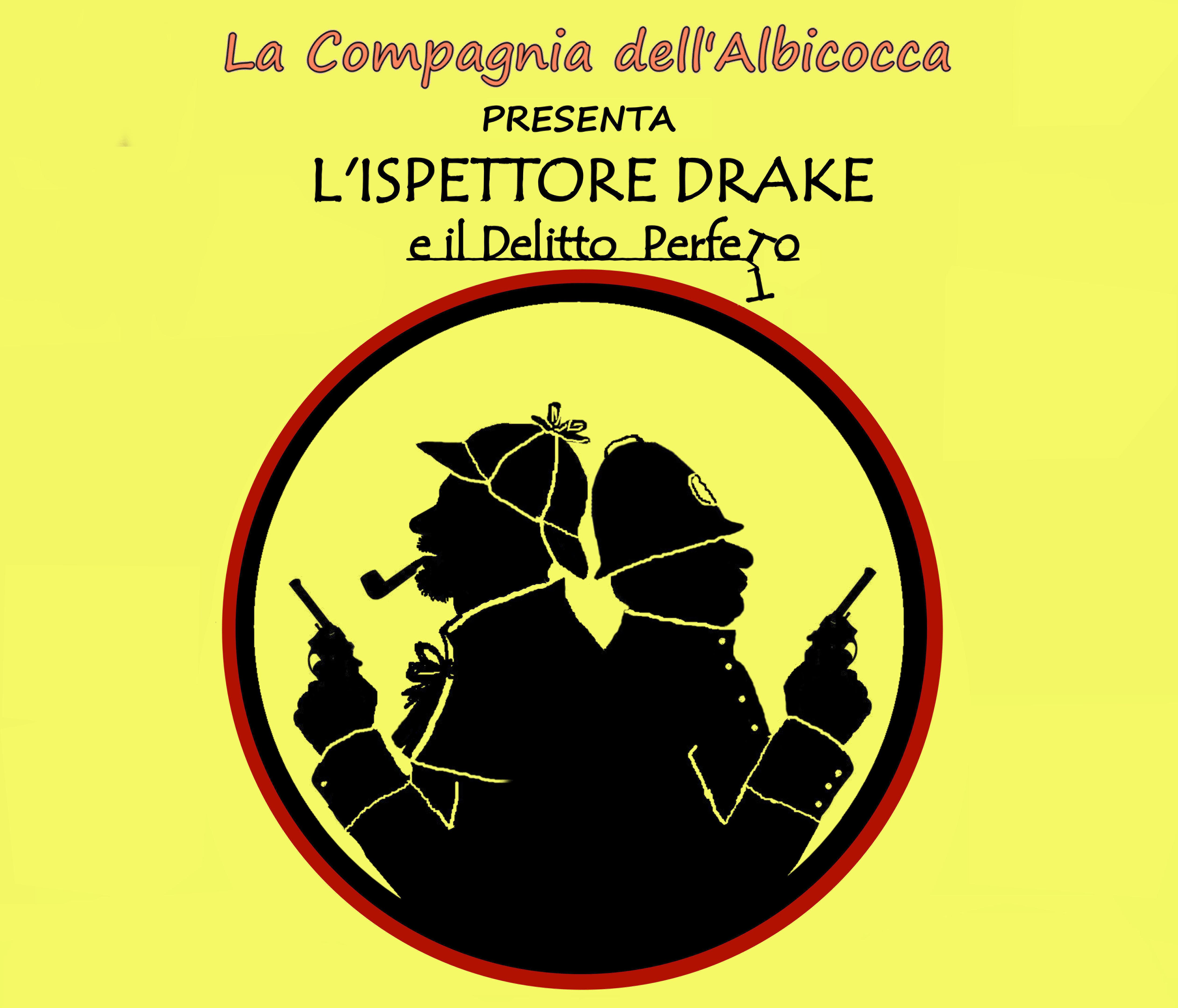 """L'ISPETTORE DRAKE E IL DELITTO """"PERFETO"""""""